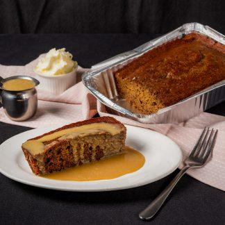 Café Bon Appetit Sticky Date Pudding