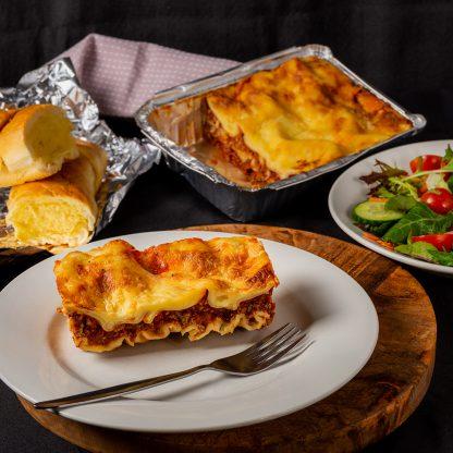 Café Bon Appetit Lasagne