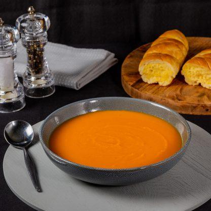Café Bon Appetit Pumpkin Soup