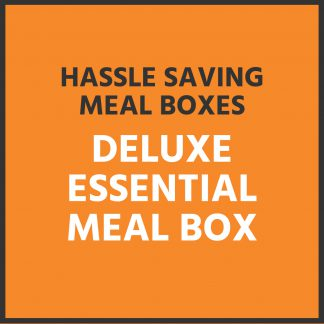 Café Bon Appetit Deluxe Essential Meal Box