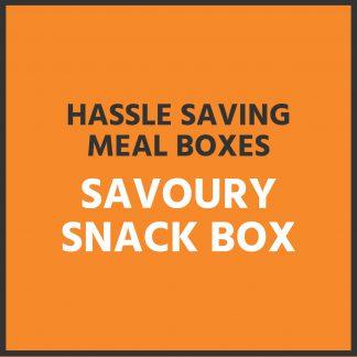 Café Bon Appetit Savoury Snack Box