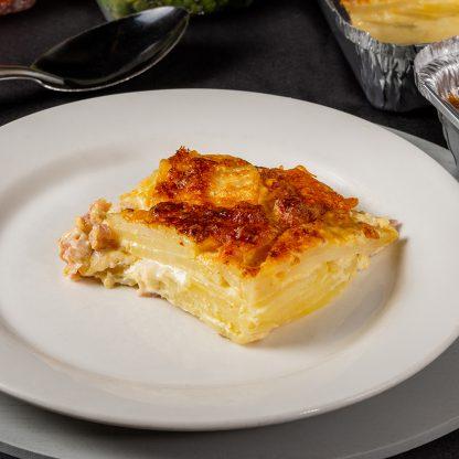Café Bon Appetit Potato Bake