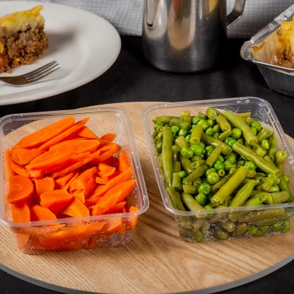 Café Bon Appetit Steamed Vegetables